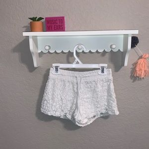 justice lace shorts